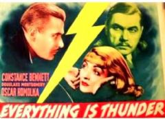 Everything Is Thunder 1936 DVD - Constance Bennett / Douglass Montgomery
